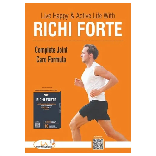RICHI FORTE CAPSULES FOR JOINT CARE