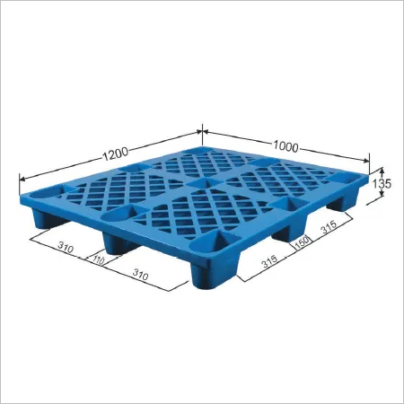 Low Duty Pallet / Injection Pallet