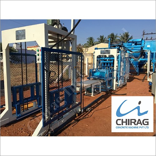 Chirag Multi-Speed Hydraulic Block Machine
