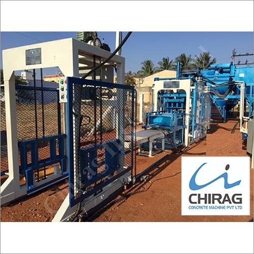 Chirag Multi-Speed Hydraulic Block Machine