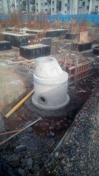 Circular Manhole System