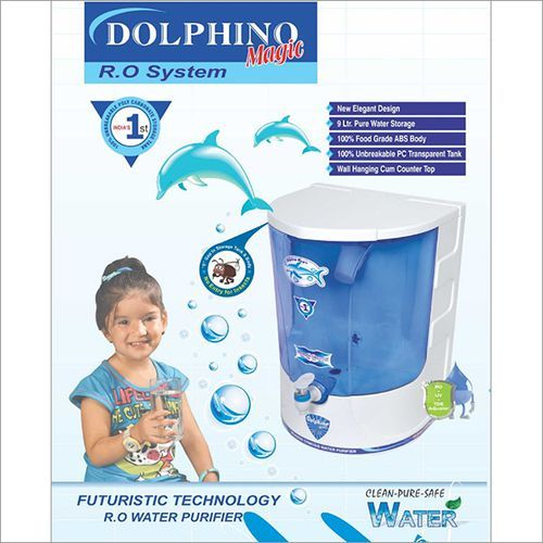 Dolphino Magic RO Cabinet