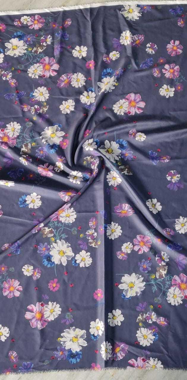 Digital Printed Satin Fabric