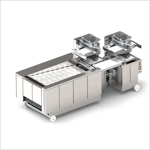Fully Automatic Chapati Making Machine (Capacity- 10000 Ch/hr.)