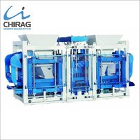 Multifunction Chirag Pallet Free Block Machine