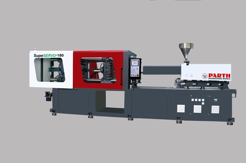 Servo Motor Horizontal Injection Molding Machine