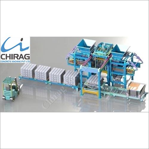 Multifunction Chirag Pallet Free Concrete Block Making Machine