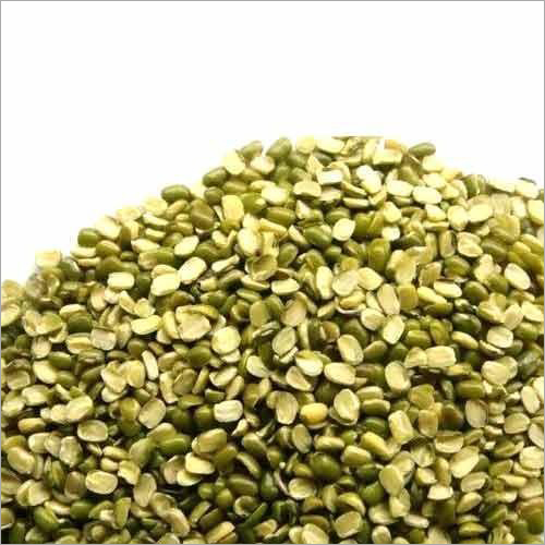 Fresh Green Moong Dal