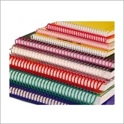 Note Book Spiral Binding
