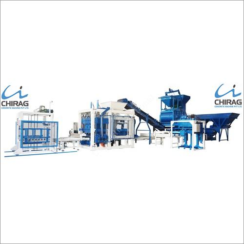 Multifunction Chirag Pallet Free Paver Block Making Machine