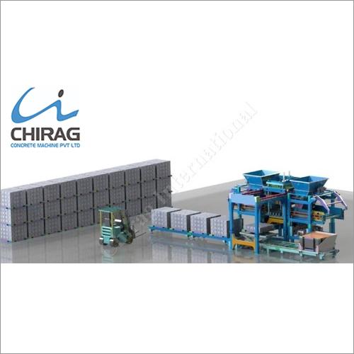 Multifunction Chirag Pallet Free Brick Making Machine