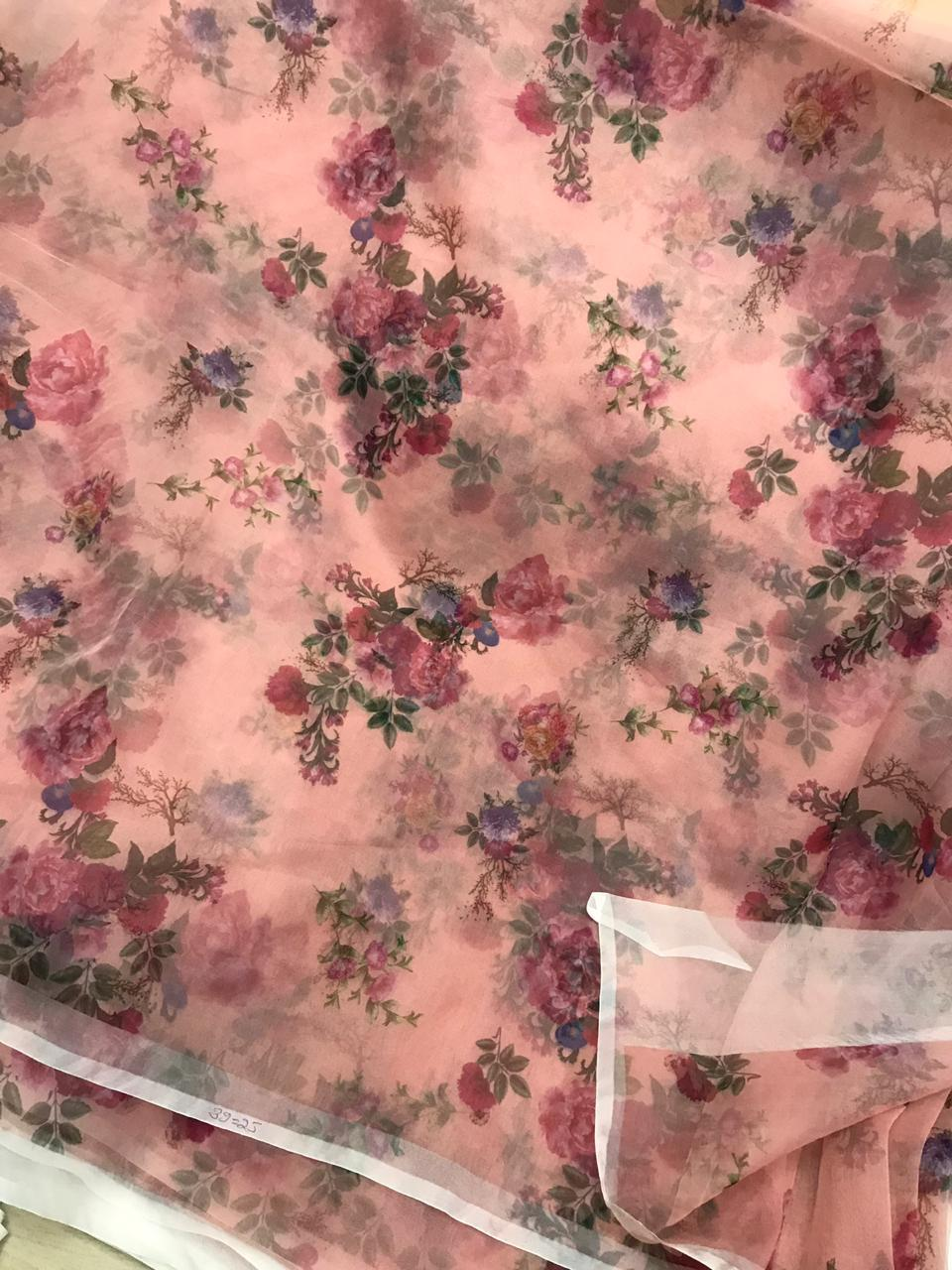 Trendy  Digital Printed Fabric