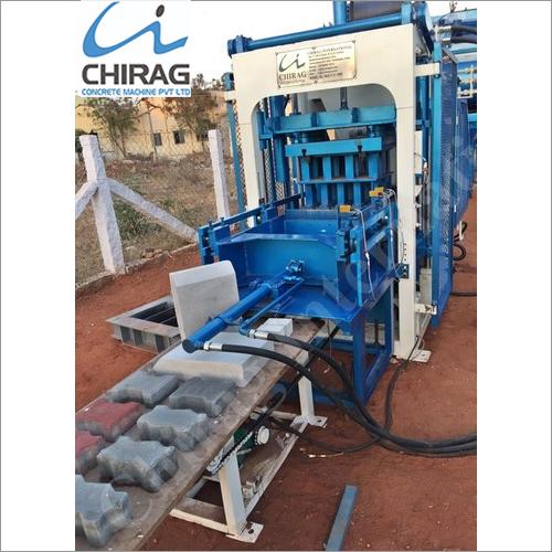 Chirag High Quality Block Machine