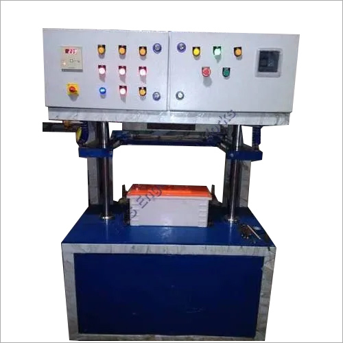 Electric Battery Heat Sealing Machine