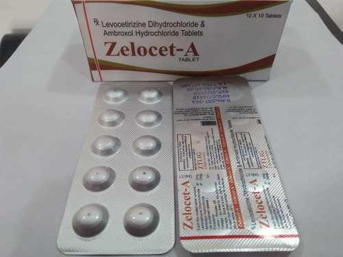Levocetirizine Ambroxol Tablets