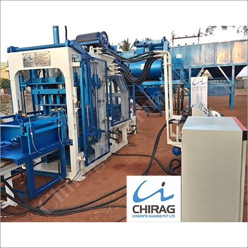 Chirag Immense Technology Cement Block Machine
