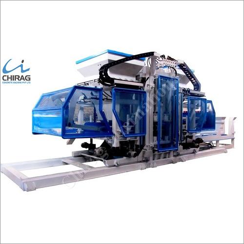 Chirag Hi-Technology Interlocking Block Making Machine