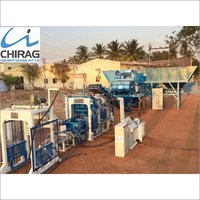Chirag Vibration Block Making Machine