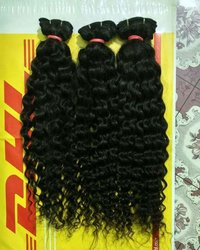 DOUBLE MACHINE WEFT HAIR (NON-REMY)