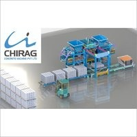Chirag Powerful Performance Concrete Block Machine