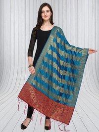 Banarasi Silk Designer Dupatta