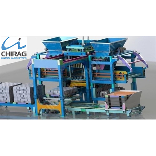 Multifunction Chirag Next-Gen Block Machine