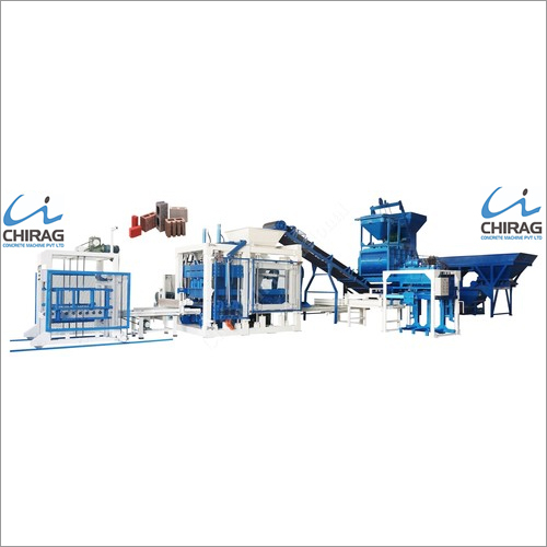 Multifunction Chirag Next-Gen Brick Making Machine