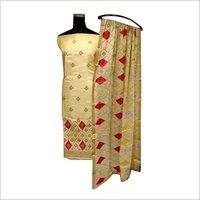Ladies Unstitched Traditional Suit