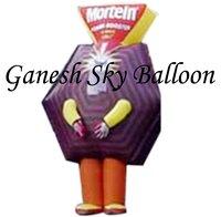 Advertising Walking balloon