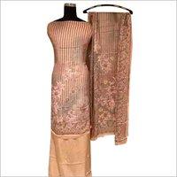 Ladies Unstitched Cotton Suit