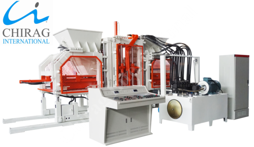 Chirag Multi-Purpose Block Machine