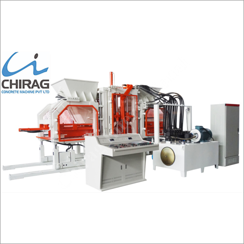 Chirag Multi-Purpose Block Machine