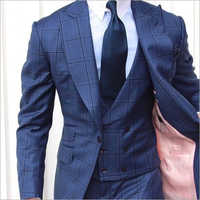 Mens 3 Piece Formal Suit
