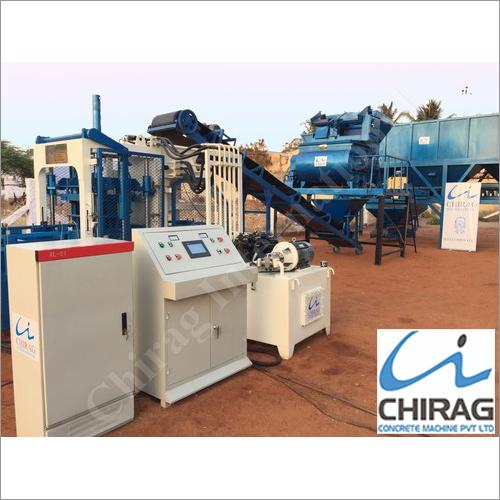 Chirag Eco Friendly Multifunction Block Machine