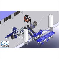 Chirag Multi-Speed Block Making Machine