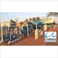Chirag High Grade Hydraulic Block Machine