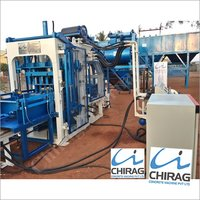 Chirag Hydraulic Concrete Block Making Machine