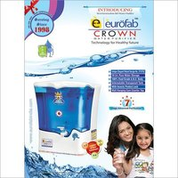 Eurofab Crown RO Purifier