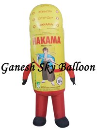 Reliance Inflatable Mascot