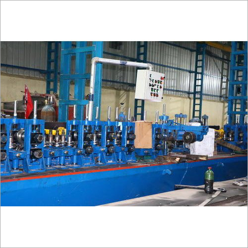 Automatic Tube Mill Machine