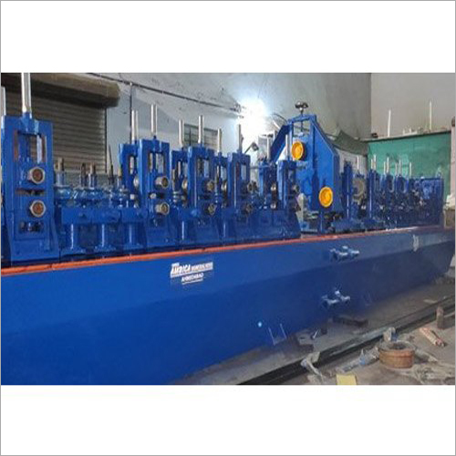 SS Tube Mill Machine