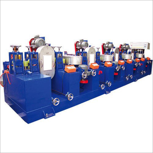 Automatic Tube Polishing Machine