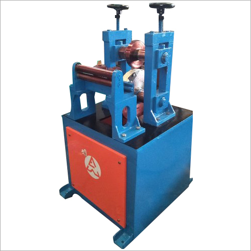 Tube Stamping Machine