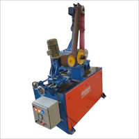 Single Head Pipe Polishing Machine