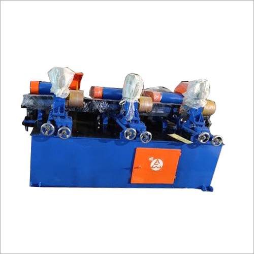 3 Head Pipe Polishing Machine