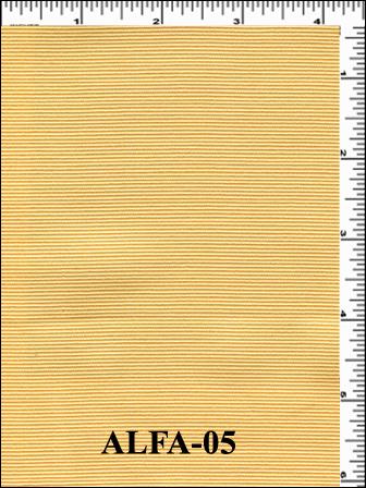 ALFA-05 Fabric