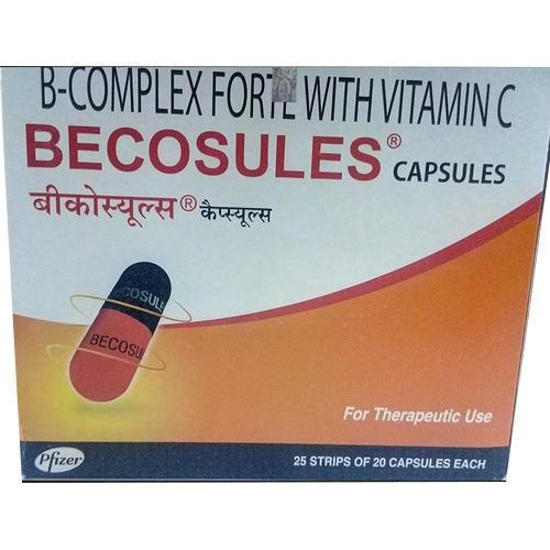 B Complex Capsules
