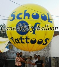 Election Advertising Balloons