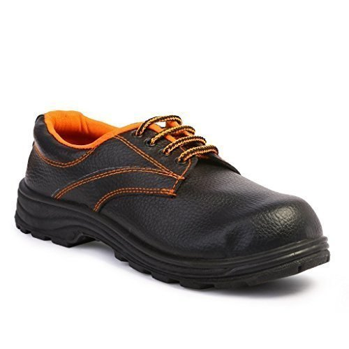 Safewell Leather Safety Shoes