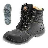 Black Knight Safety Shoes